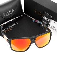 New Square Polarized Sunglasses Men Dragon Male Eyewear Brand Designer Driving Sport Sunglasses Polarized Male Female