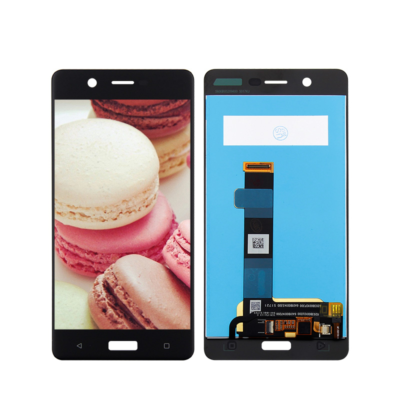 For <font><b>Nokia</b></font> <font><b>5</b></font> TA-1024 TA-1027 TA-1044 TA-<font><b>1053</b></font> LCD Display+Touch <font><b>Screen</b></font> Digitizer Assembly Replacement Parts image