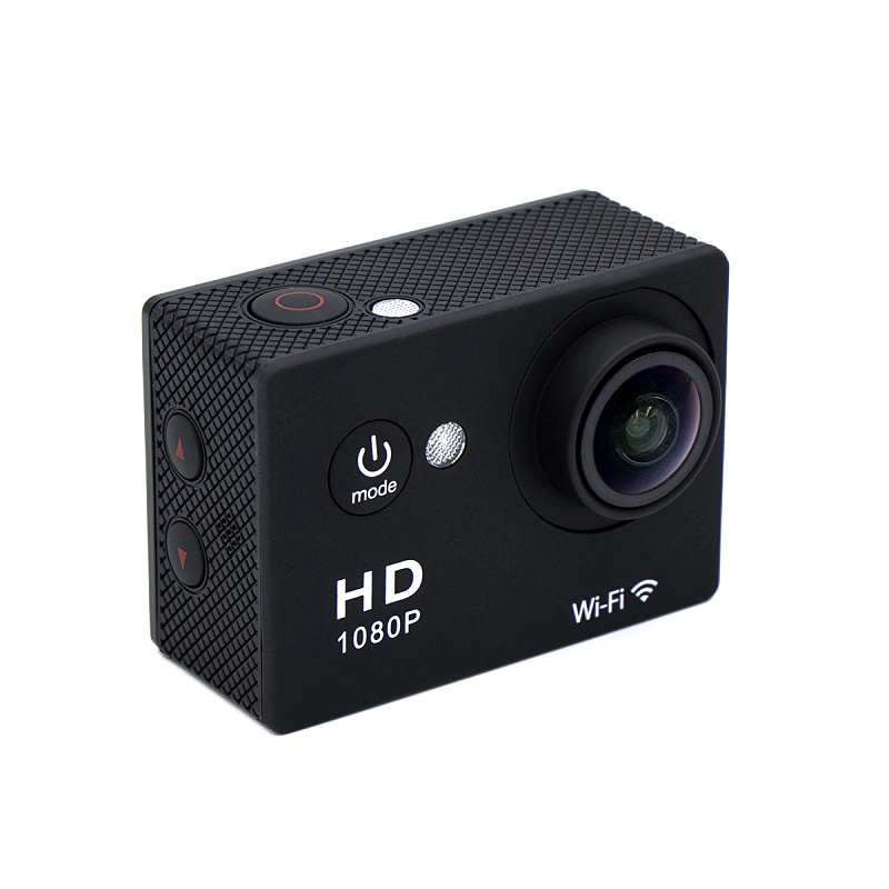 W9 Action Camera Mini Wifi 170D 1080P Full HD 30M Waterproof HDMI Go Helmet yi 4K