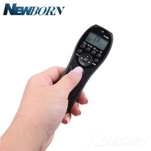 Image 2 - Youpro YP 880 s2 câmera com fio temporizador de liberação do obturador controle remoto display lcd para sony a58 NEX 3NL a7 a7r a3000 a5000 a6000