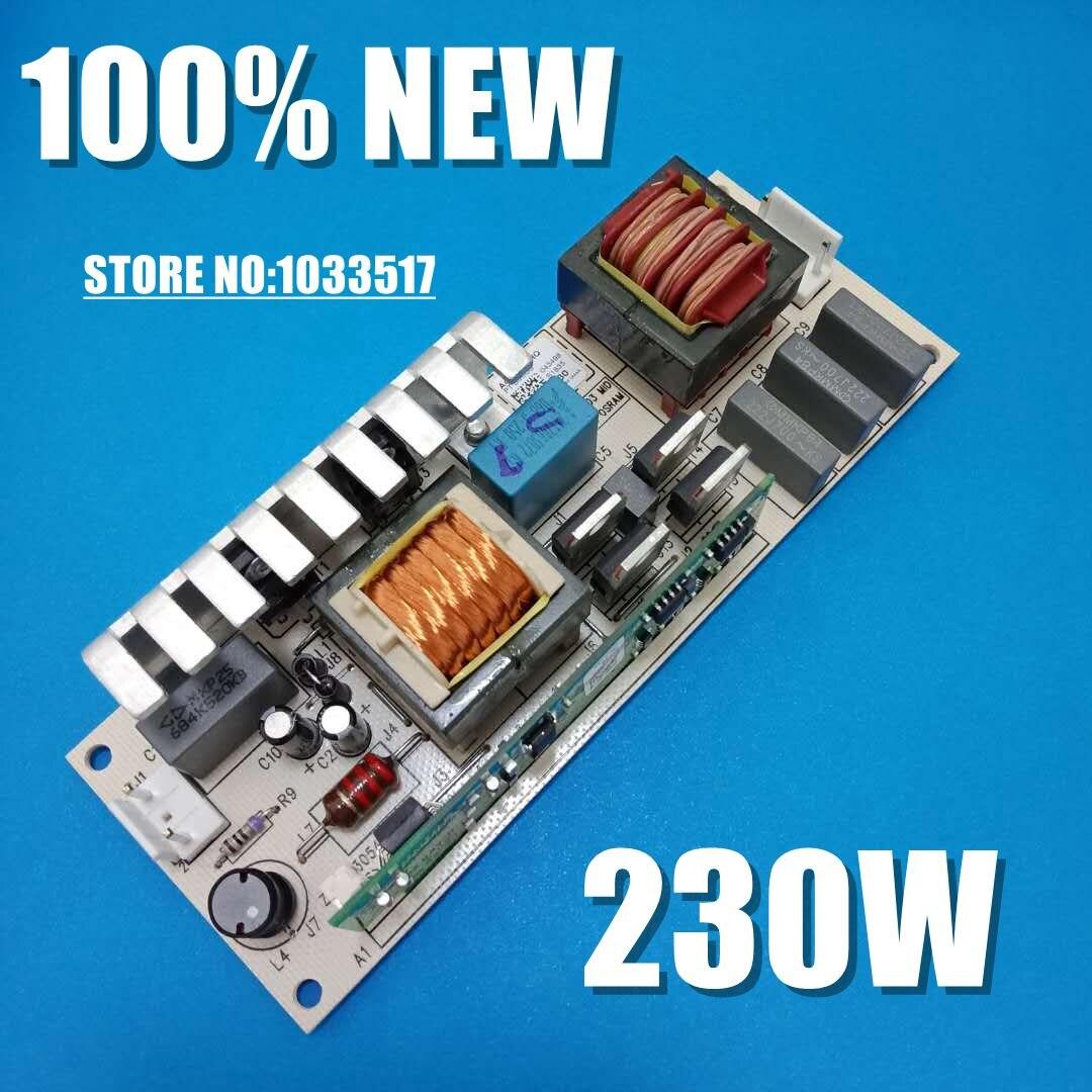 新オリジナルプロジェクターアクセサリー PT VIP 03 MID 190 ワット 180 ワット 230 ワット 200 ワットオスラムのバヨネット電球バラスト電子点火  グループ上の 家電製品 からの プロジェクターアクセサリー の中 1
