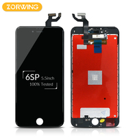 3PCS Wholesale Grade AAA Quality LCD Display For Apple IPhone 6S Plus Touch Screen Digitizer Assembly