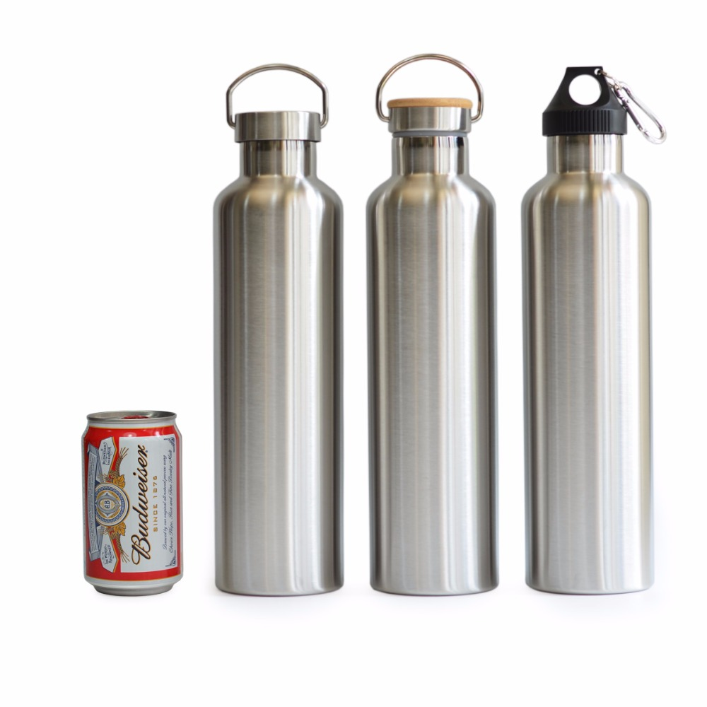 1000ML Stainless Steel Thermos Vacuum Insulated Flask ...