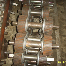 a set of  roller of KL120 series pellet machine , pellet press,pellet making machine