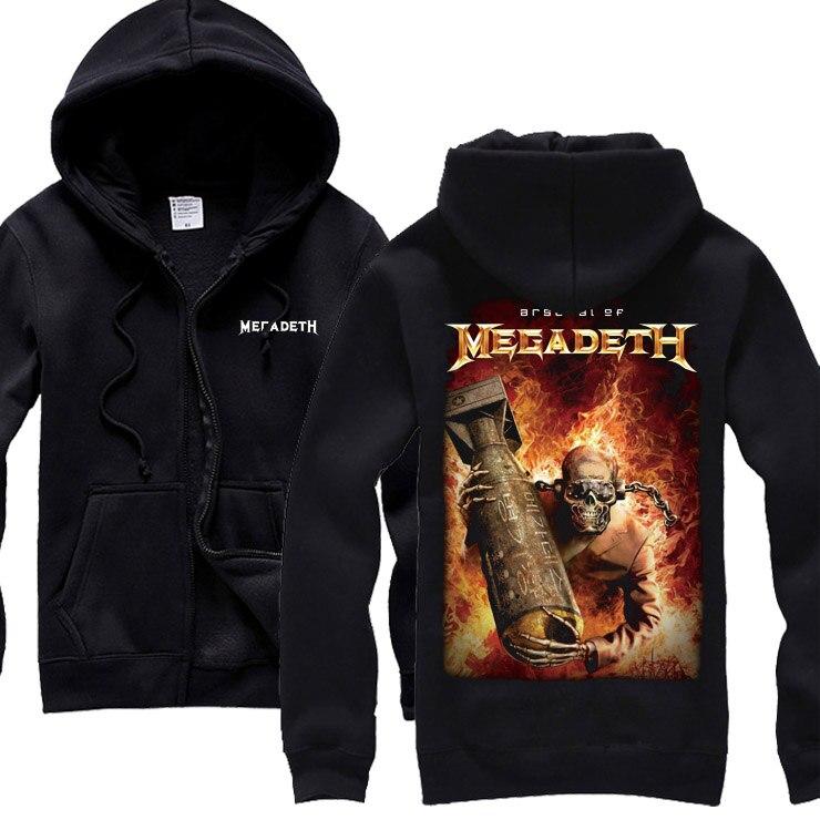 Popular Megadeth Hoodie-Buy Cheap Megadeth Hoodie lots . f99de36afe48