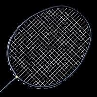 Ultralight 6U Badminton Racket Professional Carbon Portable Free Grips Sports &T8
