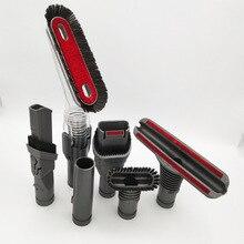 Kit de herramientas para alergias, cepillo de cerdas de Herramienta de combinación para Dyson DC35 DC45 DC58 DC59 DC62 V6 DC47