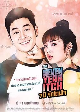 《爱情丛书系列之七年之痒》2017年泰国喜剧,爱情电视剧在线观看