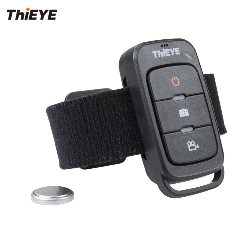 ThiEYE Voice Activated Remote VOCO Compatible with ThiEYE T5/T5e/T5 Edge/E7 Wearable And Mountable Action Camera Accessories thieye t5e wifi 4k action camera black