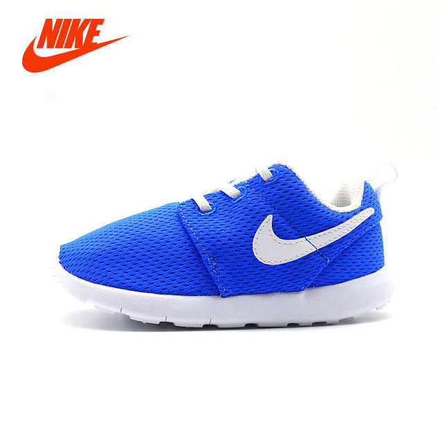 cd10ae6ded8 Original New Arrival NIKE Kids ROSHE ONE TDV Boys Sport Sneaker Running  Shoes Size Child Baby Toddlers Casual Shoes