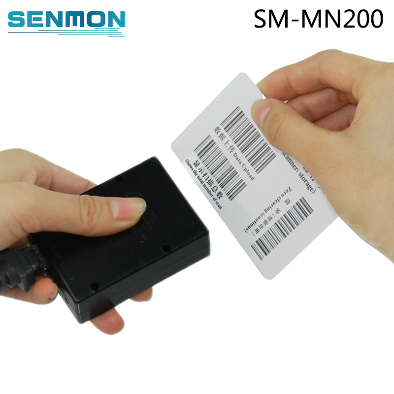 Portable Micro Mini Pocket Laser Bar code Scanner Handy USB 1D Barcode Scanner Module Handheld Wired POS Barcode Reader Engine coccodrillo coccodrillo лонгслив светло серый меланж