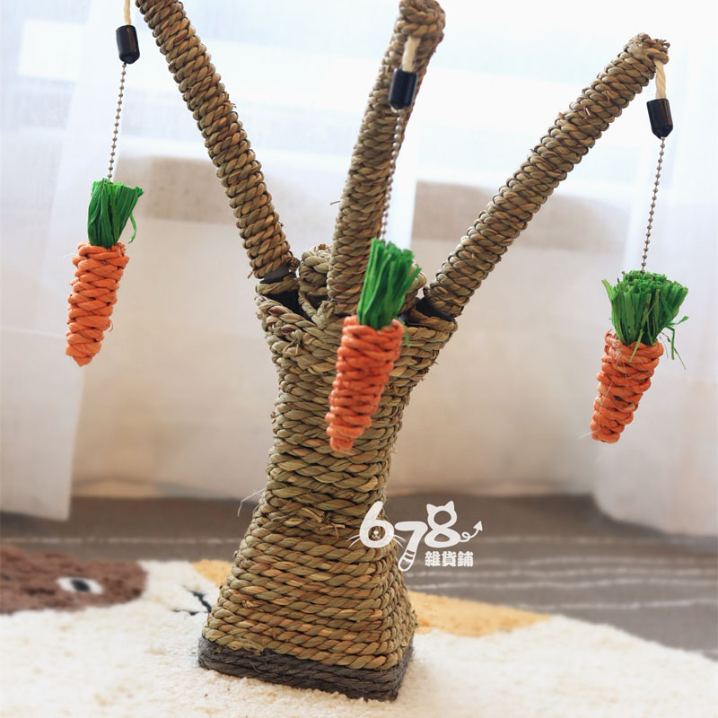 Cat Srcratching Tree Toy New Style Eco-friendly Cat Toy Scratching Climber Post Cat Climbing Frame Cat Tree Training Scratcher