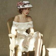6 holiday dress retro palace elegant lace dress waist waist thin show a white beautiful fairy