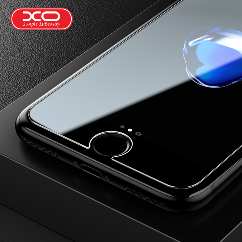 XO Марка защитное стекло на айфон 7 7s плюс 0.26 мм/0.15 мм 9 H Твердость нано-покрытие Закаленное Стекло фильм-экран протектор для iphone 7 7 plus 4.7″ 5.5″