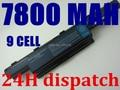 Batería del ordenador portátil para Acer Aspire 5336 5342 5349 5551 5560 G 5733 5733Z 5741 5742 5742 G 5742Z 5742ZG 5749 5750 5750 G 5755 5755 G
