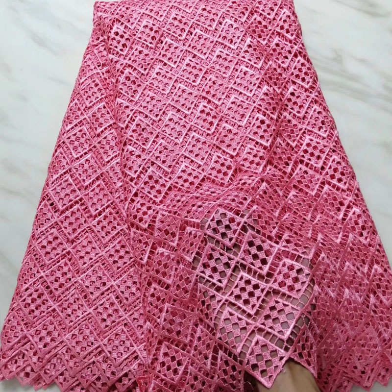 2019 high quality sequence French Nigerian sequins net African tulle mesh sequence lace fabric for dress
