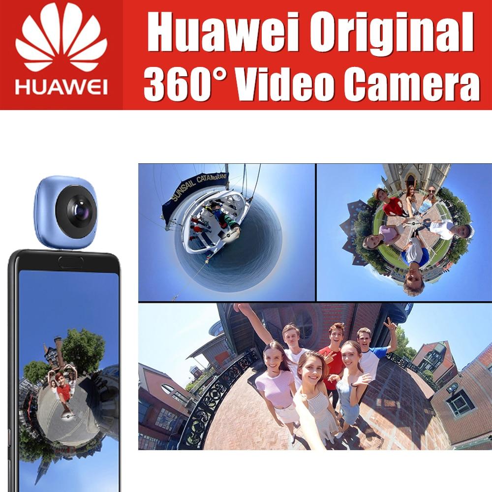 huawei 360 Camera CV60 Original HUAWEI 360 degree video Camera HUAWEI EnVizion 360 Camera lens HD 3D live Sports Camera