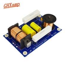 Haut parleur de scène 450 W 2 voies croisé Audio KTV aigus basses 2 unités filtre diviseur de fréquence 12 pouces 15 pouces haut parleur 500/3. 5 KHZ 1 pièces