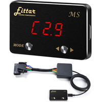 Multiple Adjust Mode Car Pedal Commander Electronic Throttle Controller Booster For MINI COOPER SD CLUBMAN F54 2016.4+