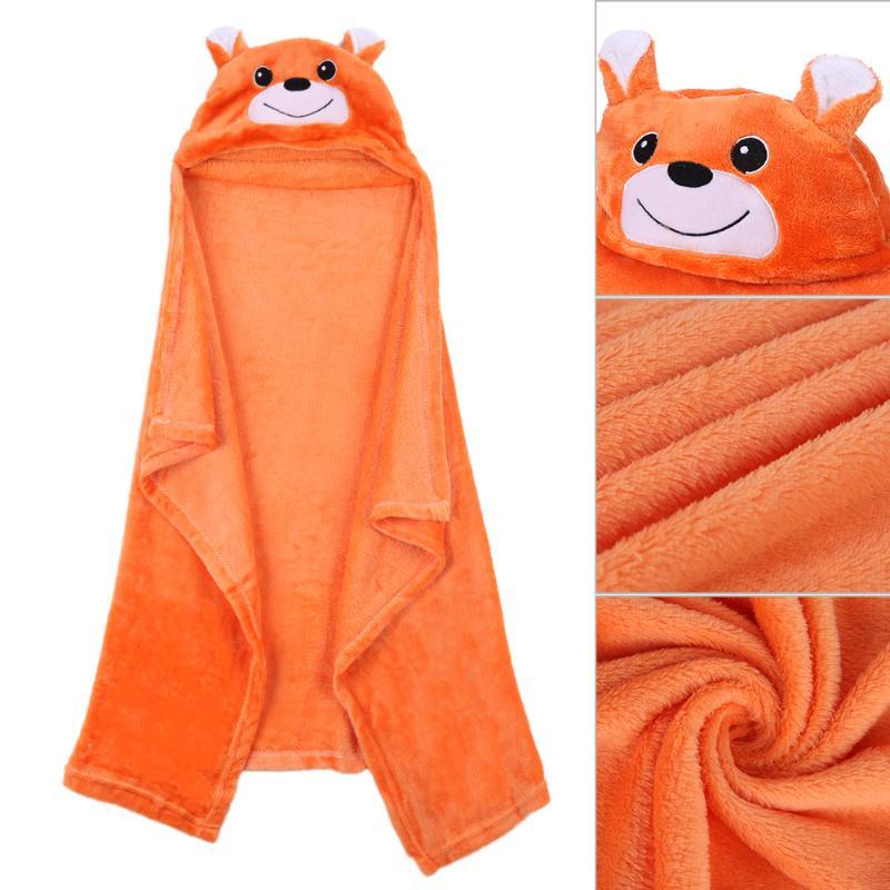 Grote baby badhanddoeken Wrap Cartoon dier Hooded Baby baby - Baby verzorging - Foto 6