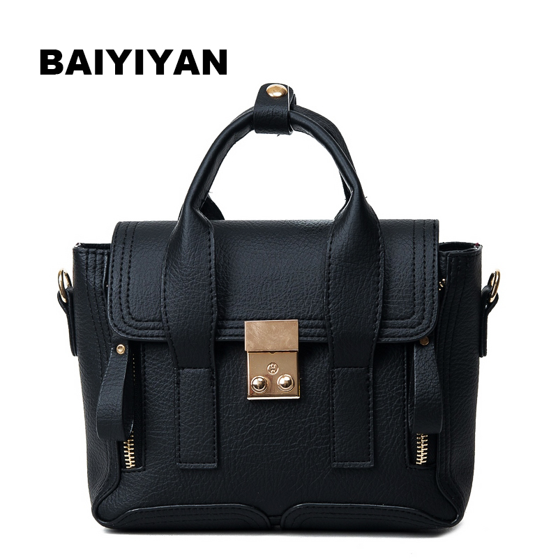 2017 Fashion Shoulder Bag Handbag Boston Tote bag Messenger Bag Retro women handbags shoulder bag
