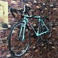 Велосипедный настенный держатель подставка из алюминиевого сплава вешалка для хранения горного велосипеда  крюк аксессуары для велоспорт...