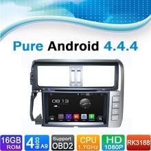 Android Car DVD Player GPS Radio for Toyota Prado (2010-2013)