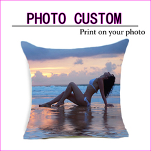 Pillowcase fahion Design Pictures here Print, Pet ,wedding personal life photos customize gift home cushion cover  Pillow