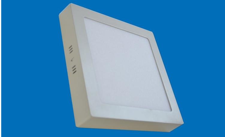 6W led panel light kitchen light square round surface mounted Aluminum 2835SMD AC85-265V warm/cool white solar panel