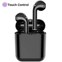 Langsdom T7RX Mini Earphone Bluetooth Earpiece auriculares inal mbricos Headphones with Mic Bass Hifi Headsets for Phone Xiaomi