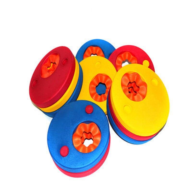 1 Pc Kind Schwimmen Eva Aufblasbare Ring Kid Armbinden Pool Float Kreis Für Schwimmen Aufblasbare Schwimmen Schwimmer Für Kinder Kinder Auswahlmaterialien
