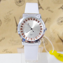 Excessive High quality Stainless Metal Star Design Japan Motion Males Girls Quartz Wrist Watch A853