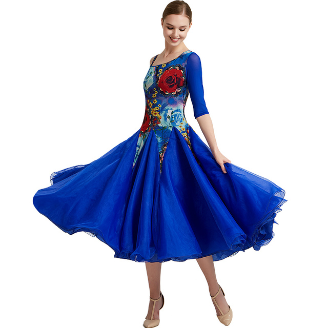 2d39f7f10 Ballroom Dance Competition Dresses Fringe Women Ballroom Dress Standard  Dance Dresses Ballroom Waltz Dresses Dacing Clothes