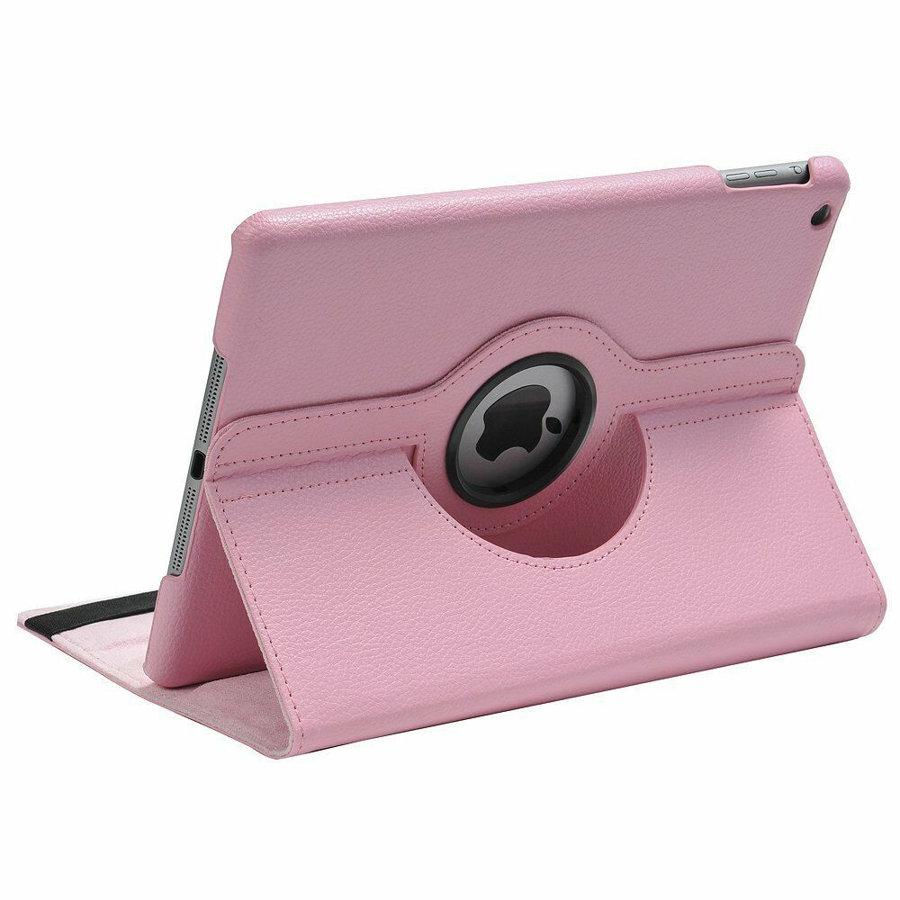 360 Rotation 9.7'' Tablet Coque for iPad 2 iPad 3 iPad 4 360 Flip Cover PU Magnetic Auto-Sleep Cover for ipad 2 3 4 360 Cover (7)