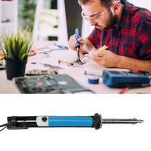 Всасывающий оловянный припой 30 Вт двойное использование Электрический паяльник Оловянная присоска ручка припоя паяльник инструмент паяльник пистолет
