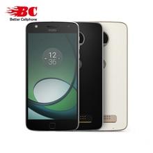 Оригинальный Новый Motorola Moto Z Play LTE телефон 3 г 64 г 5.5 »1920*1080 P Android6.0 Octa Core 2.0 ГГц 16MP Камера Touch ID XT1635-03