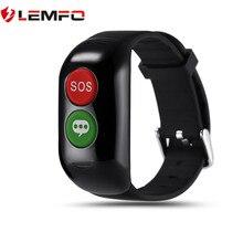 Lemfo H02 Водонепроницаемый Напульсники сообщение Reminde вызов напоминание будильник браслет для IOS Android-смартфон