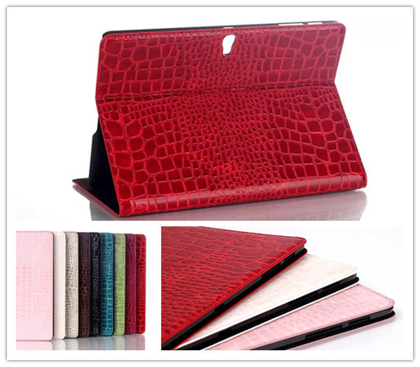 Leather Cover Case for Samsung Galaxy Tab S T800 T805 10.5″