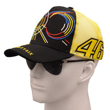 rossi vr46 racing baseball cap men hat snapback for women sport vr 46 moto gp doctor mesh breathable bones