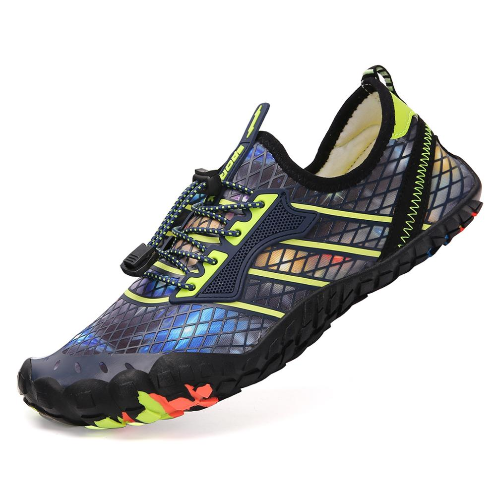 Unisex Summer Outdoor Hiking Trekking Sandals Shoes Sneakers For Men Women Sport Gym Rock Climbing Mountain Toursim Travel Shoes in Hiking Shoes from Sports Entertainment