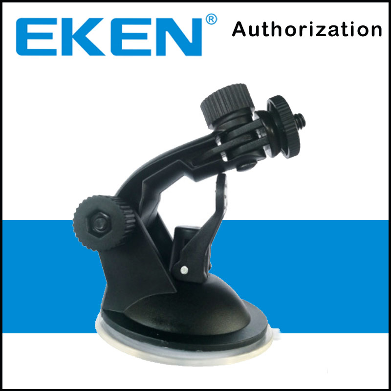 Rotating Car Sucker Holder Mount Suction Cup for Go Pro Hero 4 3 For SJ4000 sj8000 SJ5000 SJ7000 SOOCOO C30 EKEN H9 H9R camera