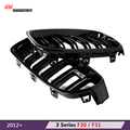 F30 M3 style grill black kidney grille styling M Performance bumper grid for BMW 3 Series 2012 + F30 F31 F35 316i 318d 320i 325d