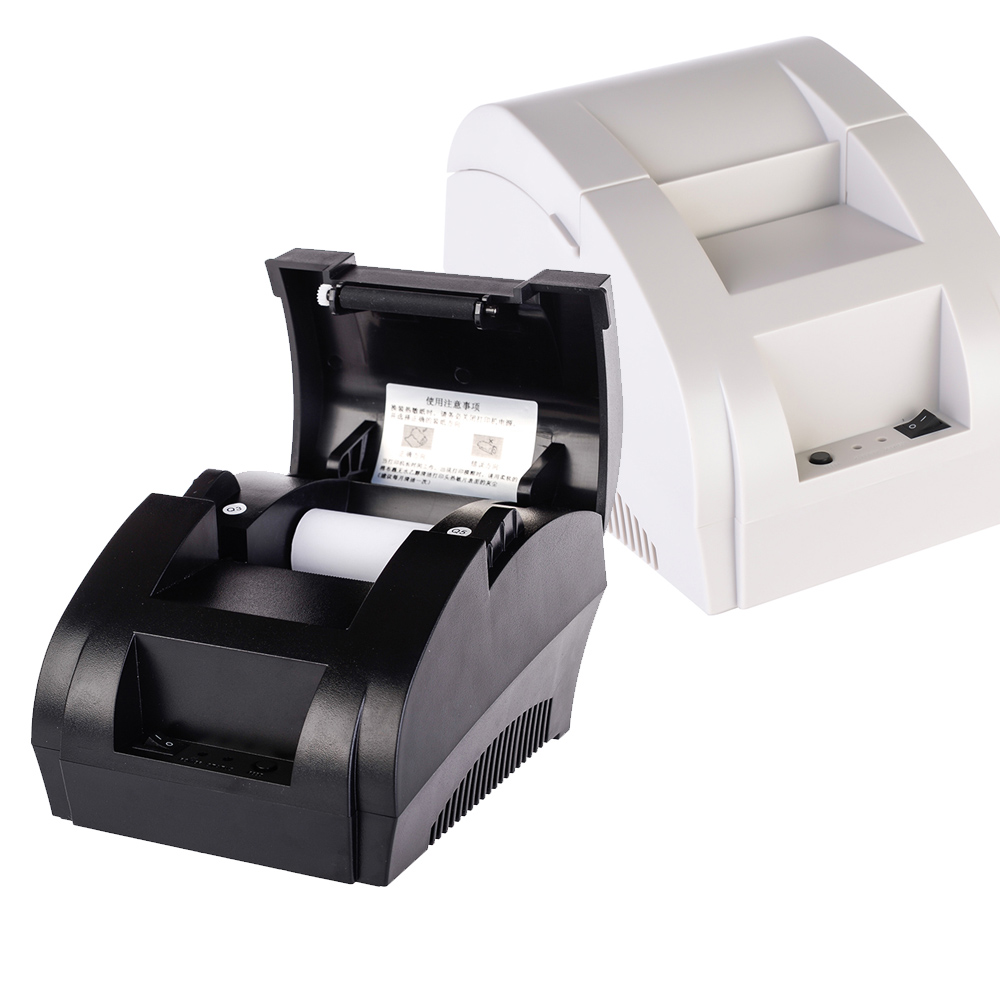 58mm Thermal Receipt Printer Portable Cheap POS Embedded 58 mm USB Serial Paper Roll with Drivers