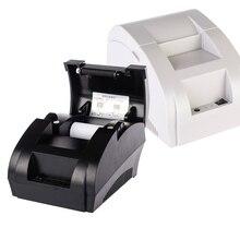 58 мм Тепловая Чековый Принтер Портативный Дешевые POS Встроенный 58 мм USB Serial Рулона Бумаги с Водителей-NT-5890K