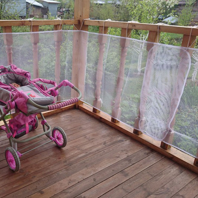 Railing Stairs Balcony Safety Protecting Net Baby Safety