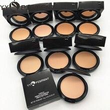 Brand Face Base Pressed Powder Makeup Matte Shimmer Fix Palette Concealer Contour