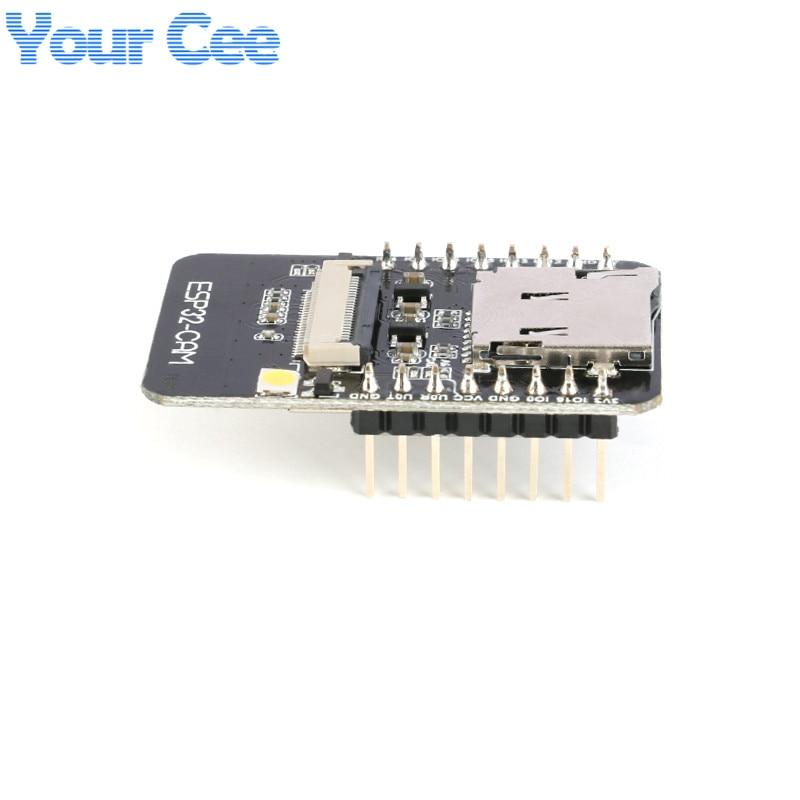 ESP32-CAM WiFi WiFi Module ESP32 serial to WiFi ESP32 CAM Development Board  5V Bluetooth with OV2640 Camera Module For Arduino