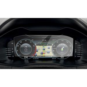 RUIYA Car Screen Protector For Octavia/kodiaq/Superb/Karoq/Kamiq 10.25Inch 2019 2020 LCD Dashboard Display Interior Accessories(China)