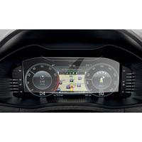 RUIYA سيارة واقي للشاشة لسكودا اوكتافيا/كودياق/رائع LCD لوحة أداة الشاشة ، 9H الزجاج المقسى شاشة طبقة رقيقة واقية|واقيات الشاشة|   -