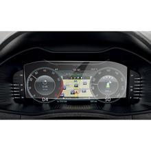 RUIYA протектор экрана автомобиля Skoda Octavia/kodiaq/Superb LCD приборная панель экрана, 9H Закаленное стекло Защитная пленка